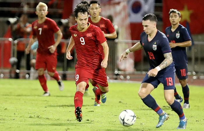ĐT Việt Nam tụt hạng trên BXH FIFA, Thái Lan tăng 2 bậc sau chiến thắng Indonesia - Bóng Đá