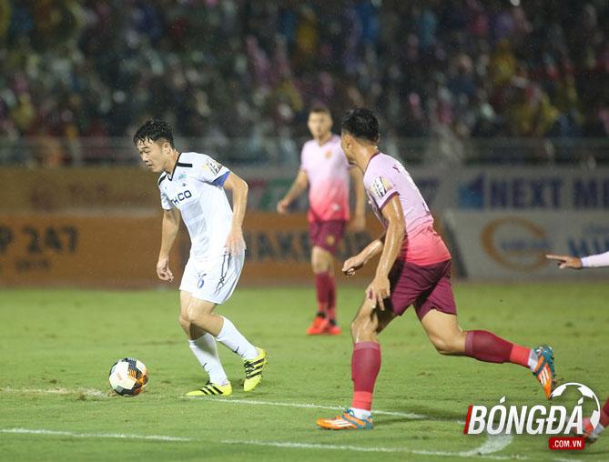 3 điểm nhấn Sài Gòn FC vs HAGL: Văn Toàn đơn độc, điểm sáng Hồng Duy - Bóng Đá