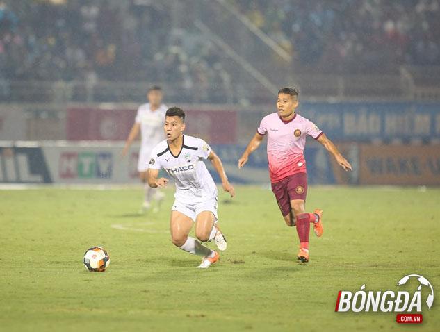 Hồng Duy nổ súng, HAGL vẫn trắng tay trước Sài Gòn FC - Bóng Đá