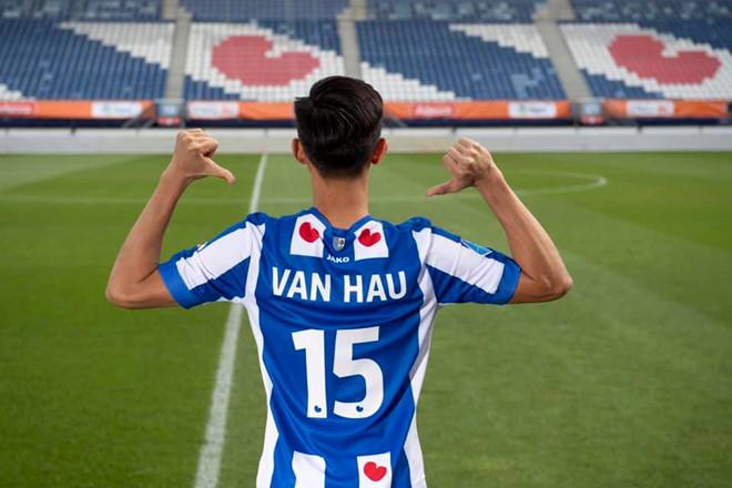 Đoàn Văn Hậu nhận lương cao thứ 4 tại SC Heerenveen - Bóng Đá