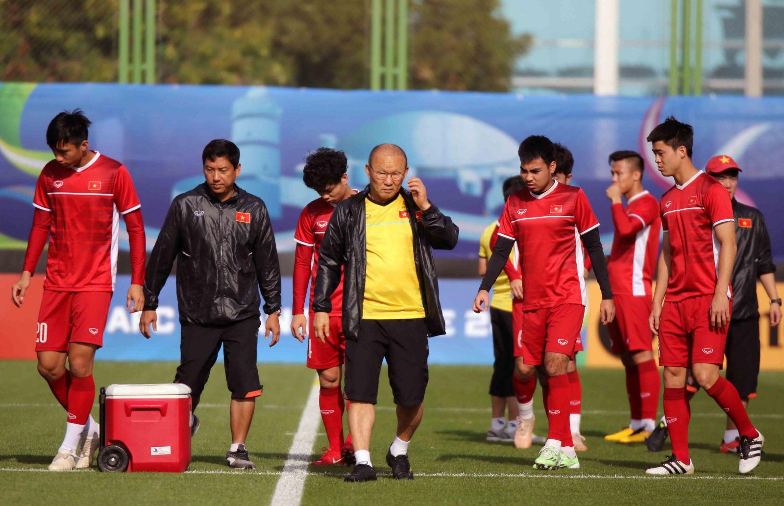 Báo Hàn: Đây, bí quyết thành công của HLV Park Hang-seo ở ĐT Việt Nam - Bóng Đá