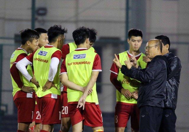 CHÍNH THỨC: Danh sách 32 cầu thủ được thầy Park triệu tập lên ĐT Việt Nam - Bóng Đá