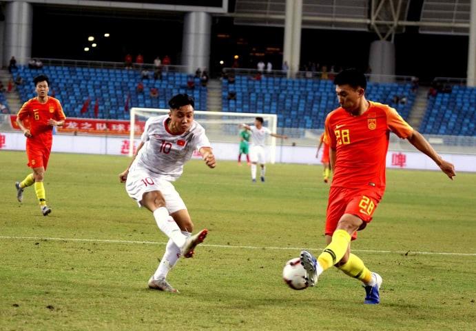 Ngô Hồng Phước: Nếu được ra sân, tôi sẽ sút tung lưới U22 UAE - Bóng Đá