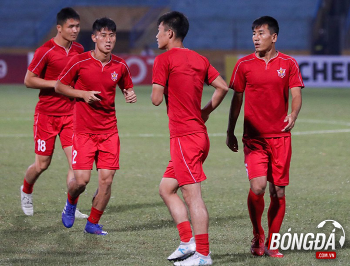 TRỰC TIẾP CLB Hà Nội vs April 25: Chủ nhà sử dụng 5 tuyển thủ ĐT Việt Nam - Bóng Đá