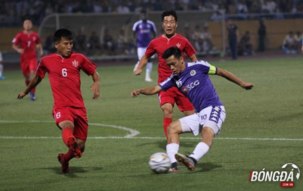 TRỰC TIẾP CLB Hà Nội 0-0 April 25 (Hiệp 1): Quang Hải thử vận may - Bóng Đá