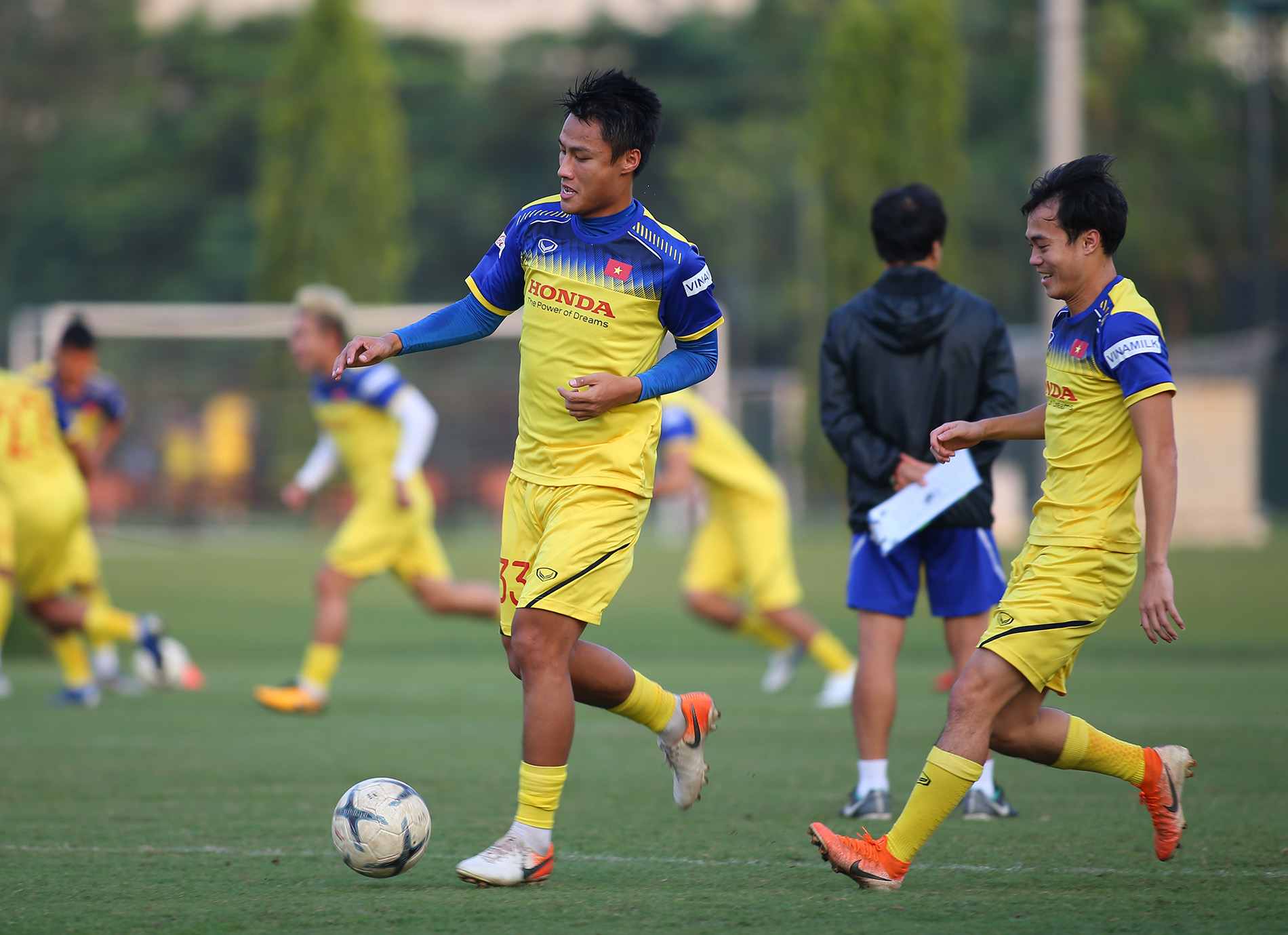 4 cái tên nhiều khả năng chia tay ĐT Việt Nam trước trận gặp Malaysia - Bóng Đá