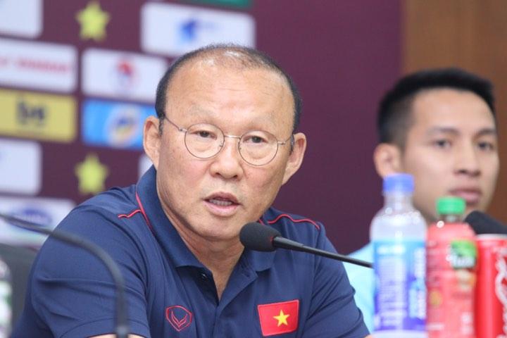 HLV Park Hang-seo lên tiếng về 2 cái tên sẽ bị loại khỏi dánh sách ĐT Việt Nam - Bóng Đá