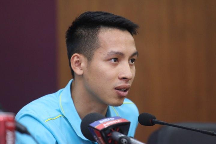 TRỰC TIẾP HLV Park Hang-seo nói 1 điều về sức mạnh của Malaysia - Bóng Đá