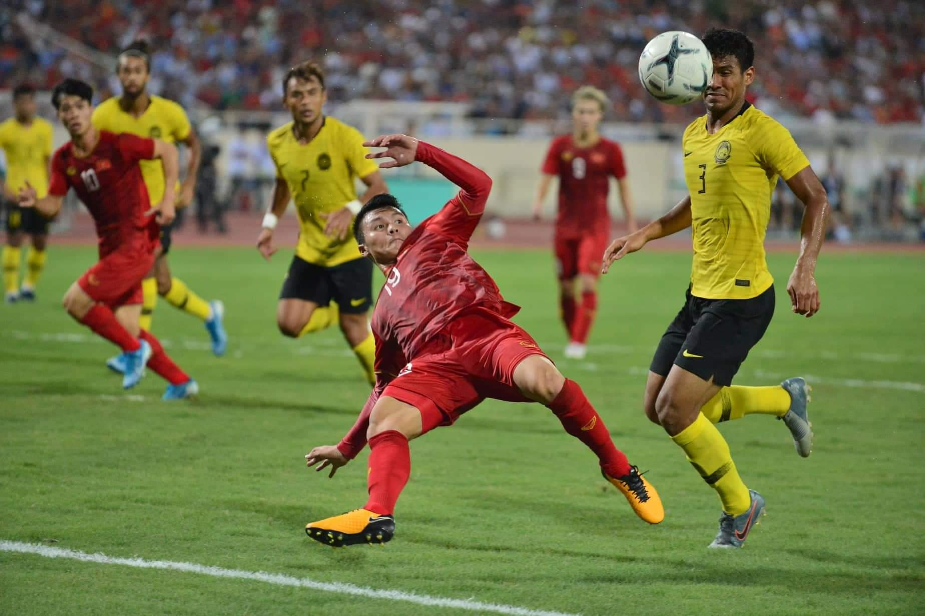 Báo Malaysia (New Strait Times) nói về trận đấu Việt Nam vs Malaysia - Bóng Đá