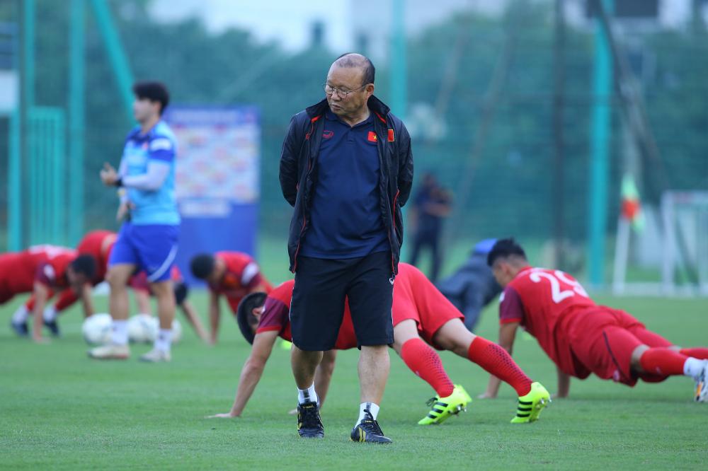 Sếp lớn VFF lên tiếng về việc gia hạn hợp đồng với HLV Park Hang-seo - Bóng Đá