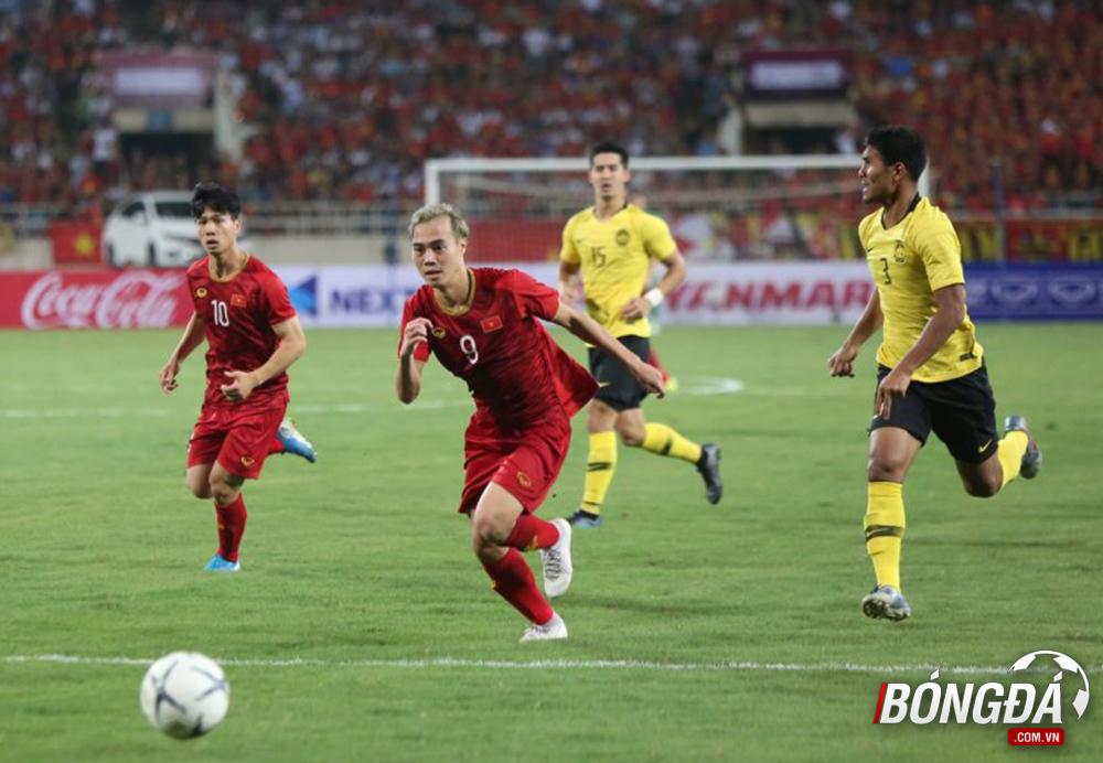 Báo Ả Rập nhắc đến cái tên xuất sắc nhất ĐT Việt Nam ở trận thắng Malaysia - Bóng Đá