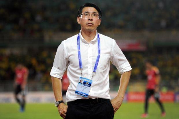 Đây, lý do HLV Malaysia bỏ họp báo sau trận thua ĐT Việt Nam - Bóng Đá