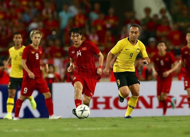 Tuấn Anh lên tiếng về tình hình chấn thương sau trận gặp Malaysia - Bóng Đá