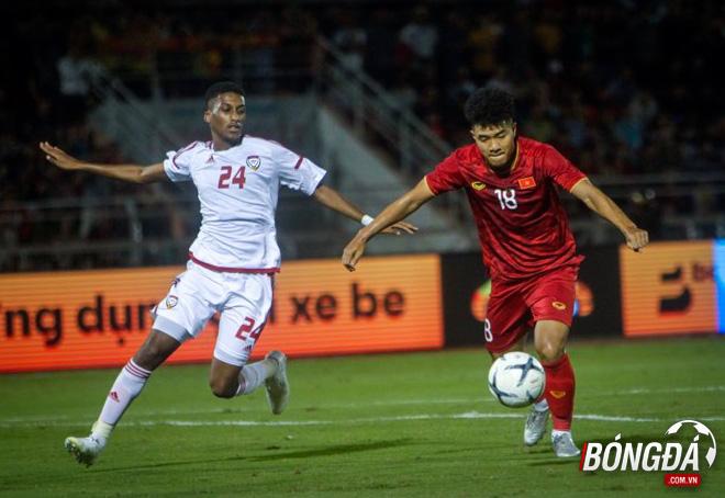Sau trận U22 Việt Nam vs U22 UAE - Bóng Đá