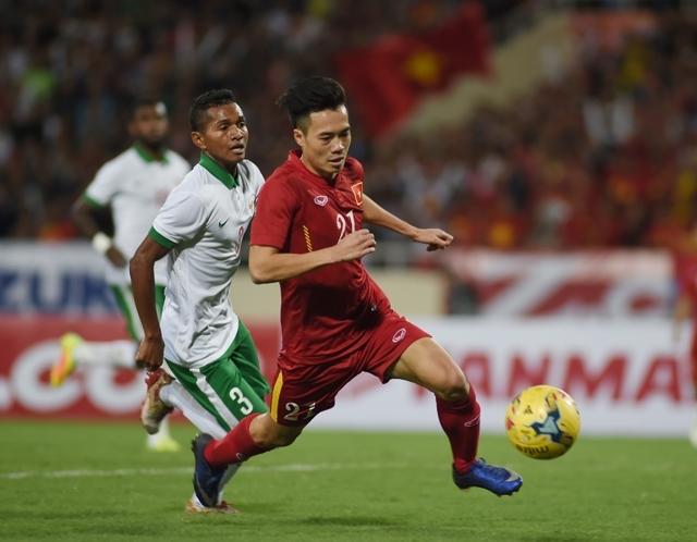 Đây, con số khiến ĐT Việt Nam lo lắng trước trận đấu với Indonesia - Bóng Đá