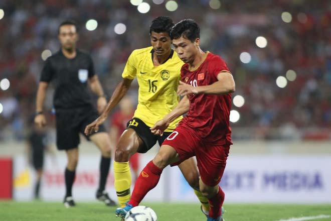 Công Phượng lý giải về màn trình diễn chưa ấn tượng ở trận Malaysia - Bóng Đá