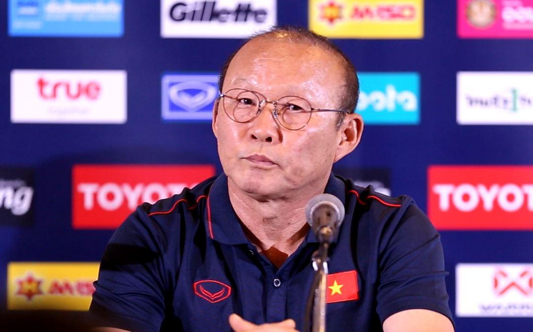 Vì sao thầy Park gạch tên Tuấn Anh và Trọng Hùng ở trận gặp Indonesia? - Bóng Đá