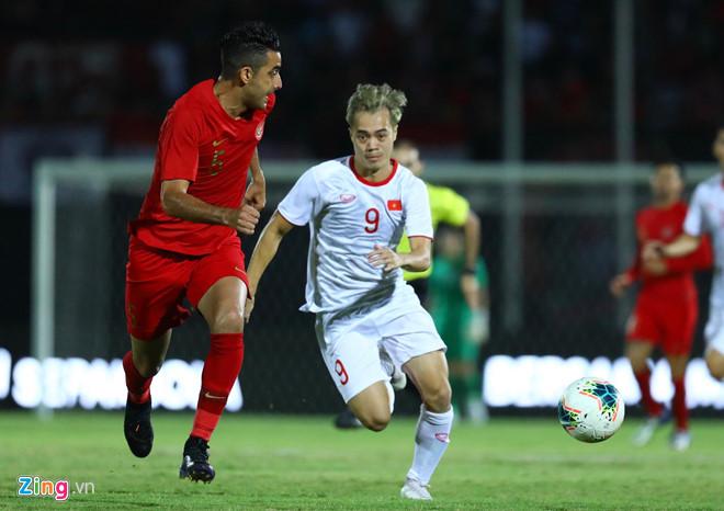 TRỰC TIẾP Indonesia 0-1 Việt Nam (Hiệp 1): Duy Mạnh mở tỷ số - Bóng Đá
