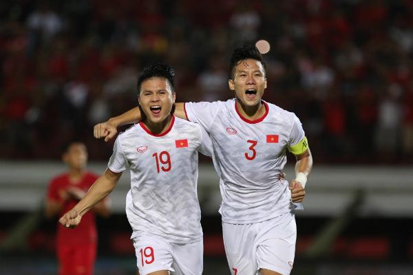 Thắng đẹp Indonesia, ĐT Việt Nam nhận tin vui từ BXH FIFA - Bóng Đá