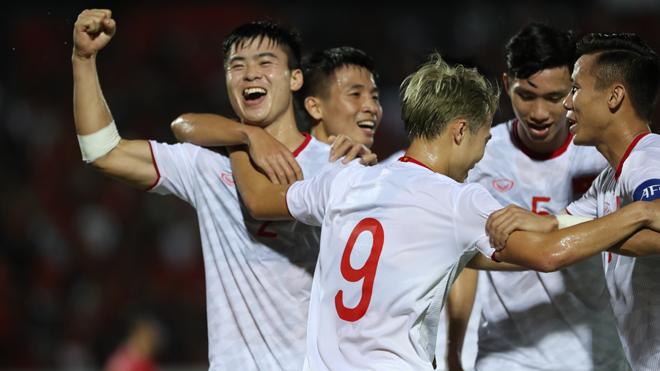 Báo Hàn Quốc: Có thầy Park, ĐT Việt Nam mạnh không thể cản nổi ở VL World Cup - Bóng Đá