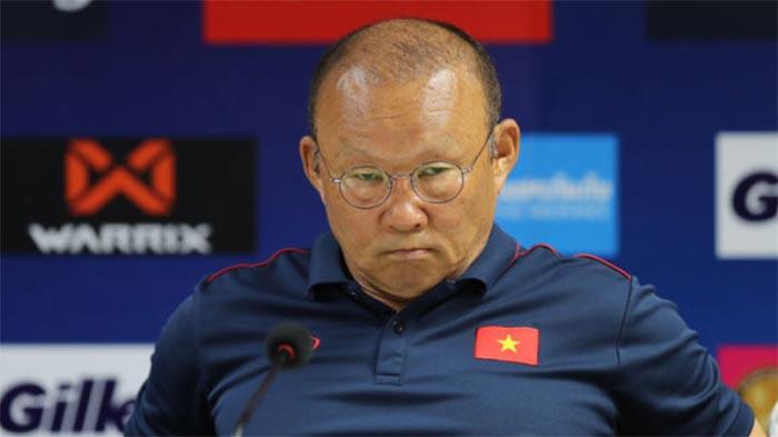 HLV Park Hang-seo lên tiếng về bàn thua của ĐT Việt Nam trong trận Indonesia - Bóng Đá