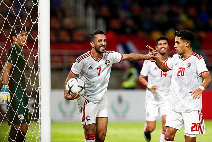 UAE nhận hung tin từ chân sút số 1 trước trận gặp ĐT Việt Nam - Bóng Đá