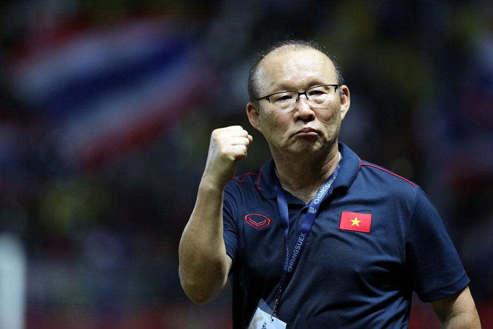 Thầy Park đã biến ĐT Việt Nam thành