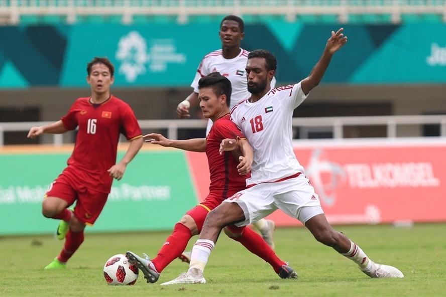 Tuyển thủ UAE: ĐT Việt Nam là đối thủ đáng gờm nhất ở bảng G - Bóng Đá