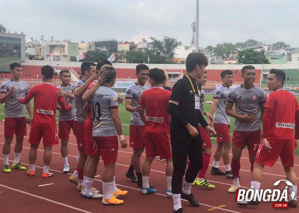 TRỰC TIẾP CLB TP.HCM vs HAGL: Tuấn Anh ra sân ngay từ đầu - Bóng Đá