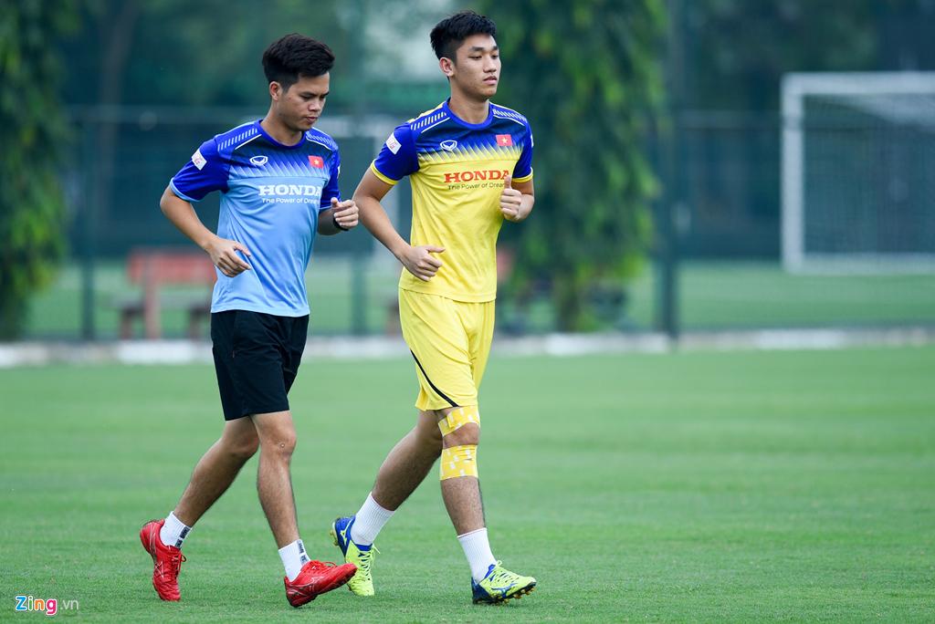 Sao U22 Việt Nam báo tin vui cho HLV Park Hang-seo trước thềm SEA Games - Bóng Đá