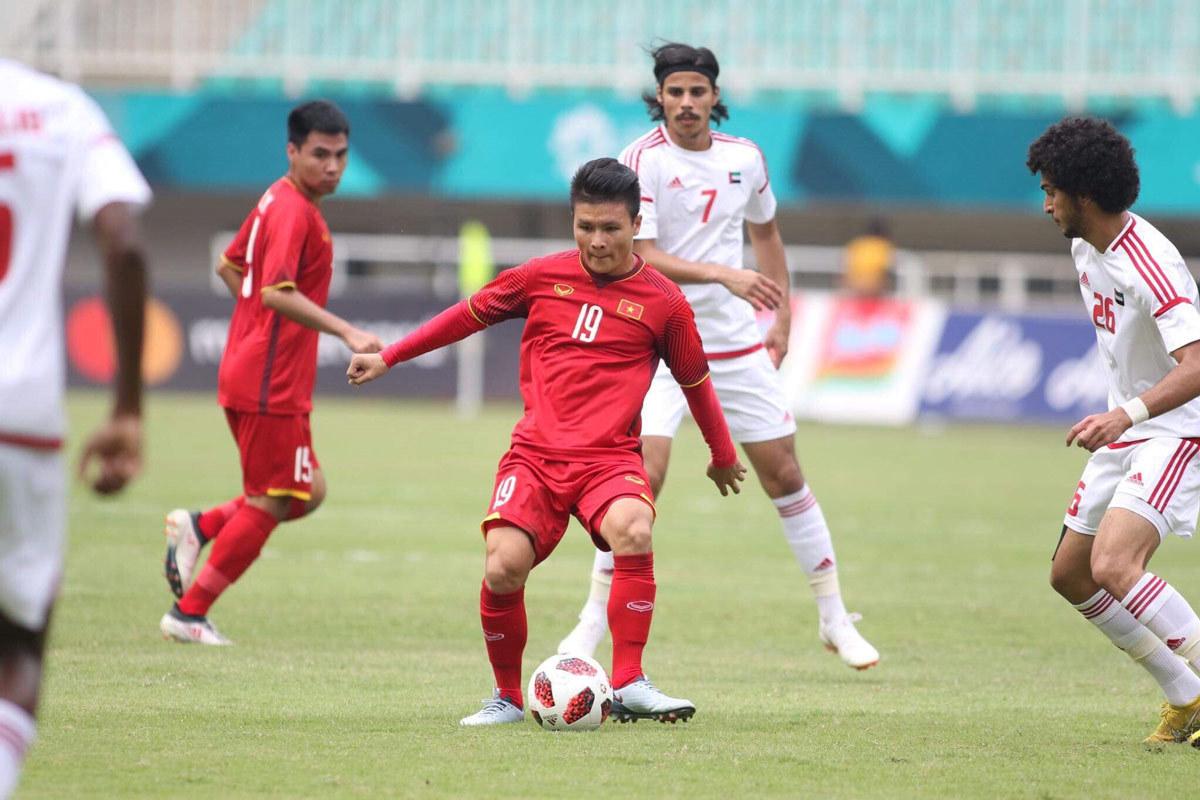 Báo UAE: Đây, tử huyệt chúng ta cần khắc phục trước trận gặp ĐT Việt Nam (The National) - Bóng Đá