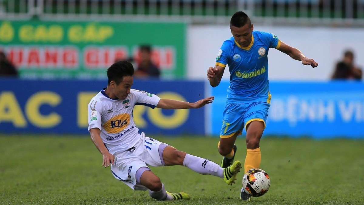 Sanna Khánh Hoà và muôn trùng khó khăn trong ngày đua tranh vé play-off - Bóng Đá