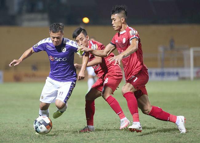 19h00 ngày 27/10, CLB Hà Nội vs CLB TP.HCM: Mãnh Long tranh bá - Bóng Đá