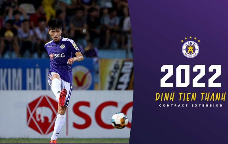 CHÍNH THỨC: CLB Hà Nội gia hạn hợp đồng với cựu sao ĐT Việt Nam - Bóng Đá