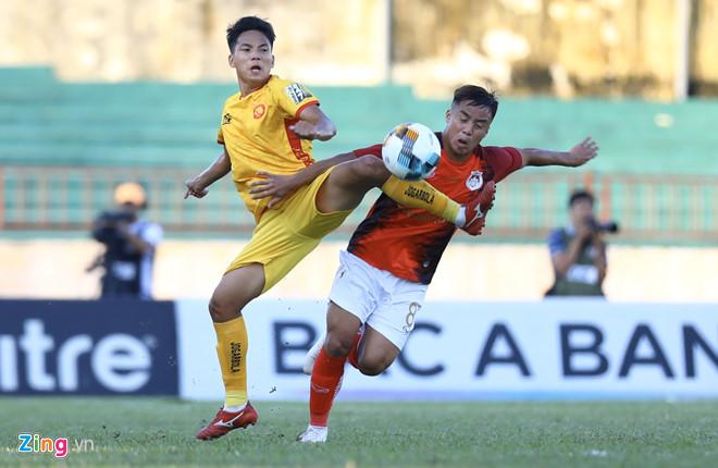 Sau trận play-off Thanh Hóa vs Phố Hiến - Bóng Đá