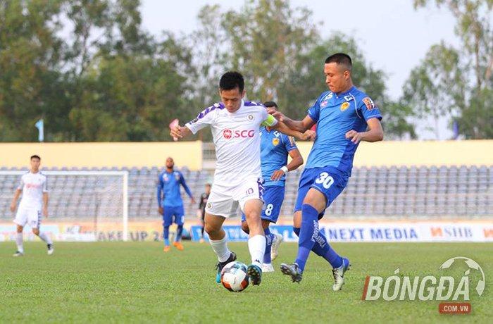 Sau trận Quảng Nam vs Hà Nội - Bóng Đá