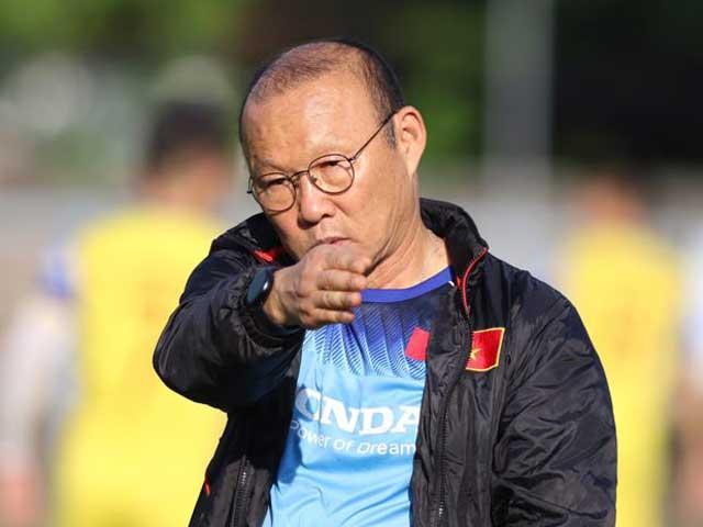 Hôm nay, HLV Park Hang-seo đến Đà Nẵng, tìm Văn Đức 2.0 cho U22 Việt Nam - Bóng Đá
