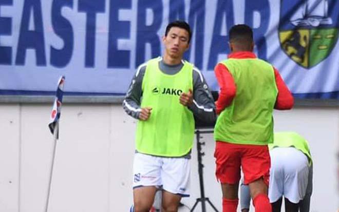 Đoàn Văn Hậu ngồi dự bị trong ngày Heerenveen vào nhóm dự Europa League - Bóng Đá
