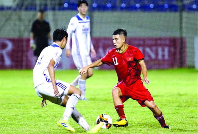 HLV SV Nhật Bản: Cậu ấy là cầu thủ nguy hiểm nhất của U21 Việt Nam - Bóng Đá