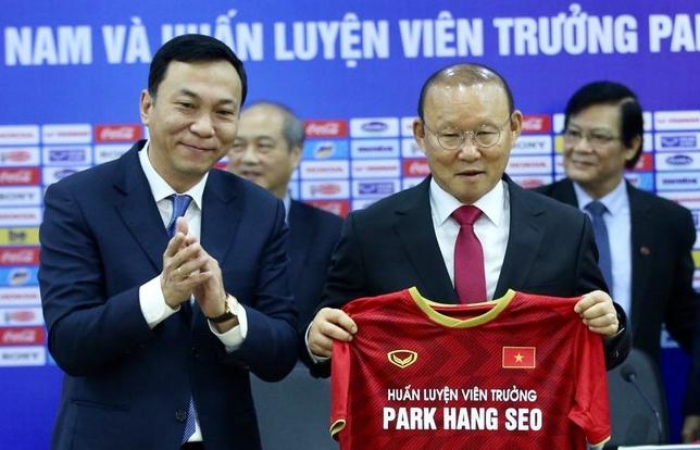 HLV Park Hang-seo nhận thêm tin vui từ Đình Trọng trong ngày gia hạn hợp đồng - Bóng Đá