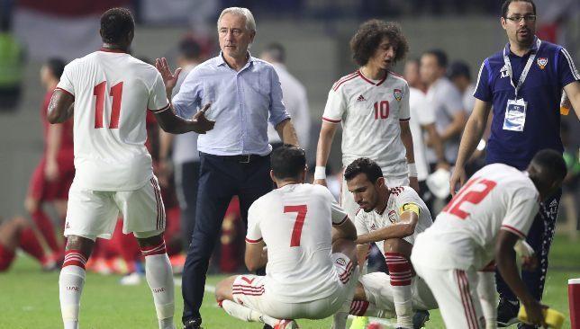 Nội bộ UAE tiếp tục