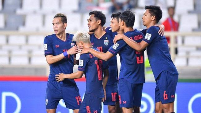 Thái Lan nhận tin vui từ FIFA trước thềm đại chiến với ĐT Việt Nam - Bóng Đá