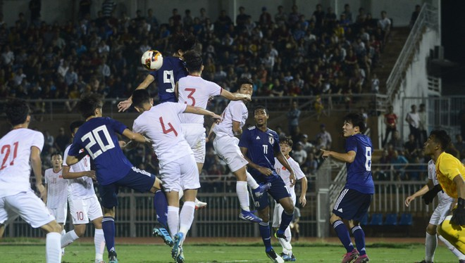 Sau trận U19 Việt Nam vs U19 Nhật Bản - Bóng Đá