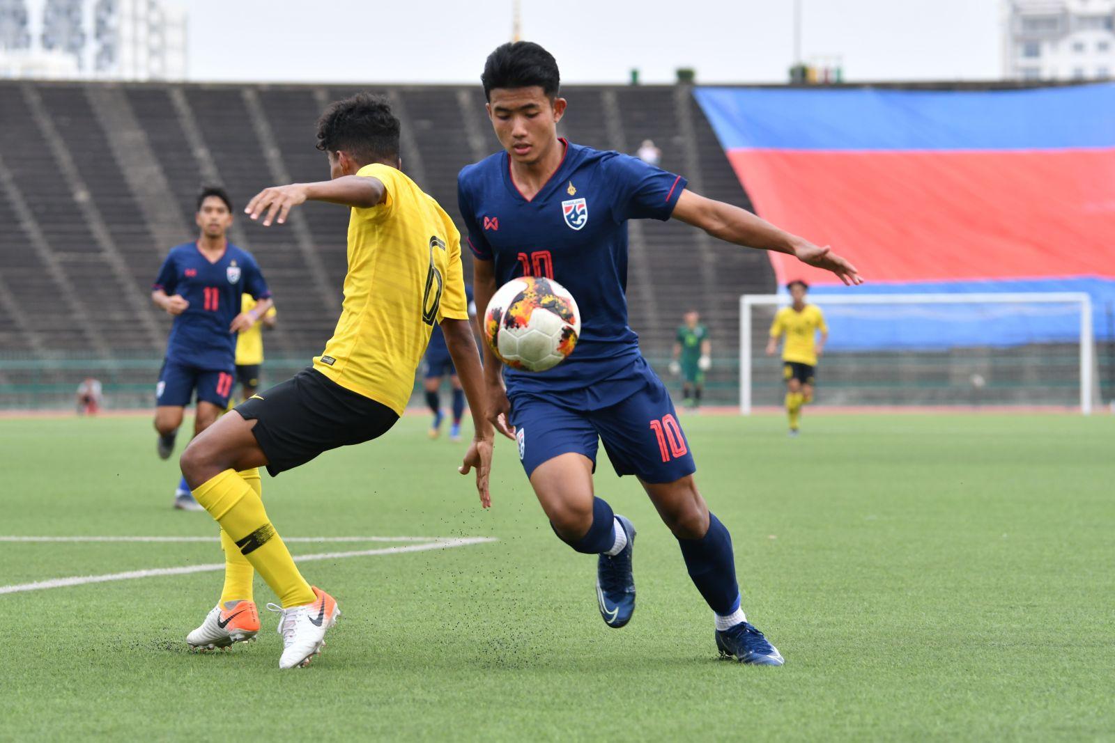 CHOÁNG! Ghi 31 bàn, hiệu số +28, U19 Thái Lan vẫn bị loại ngay từ vòng bảng - Bóng Đá