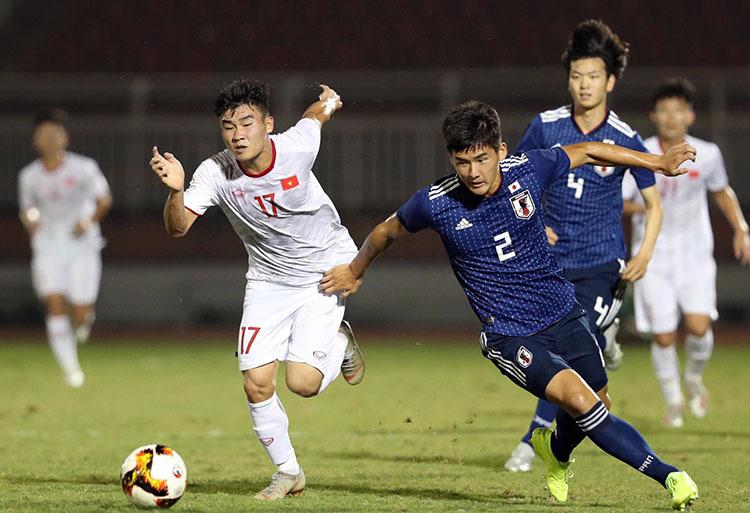 HLV U19 Nhật Bản khâm phục 1 điều về màn trình diễn của U19 Việt Nam - Bóng Đá