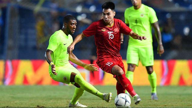 Hùng Dũng đau nhẹ, thầy Park tìm đối tác cho Tuấn Anh ở hàng tiền vệ ĐT Việt Nam? - Bóng Đá