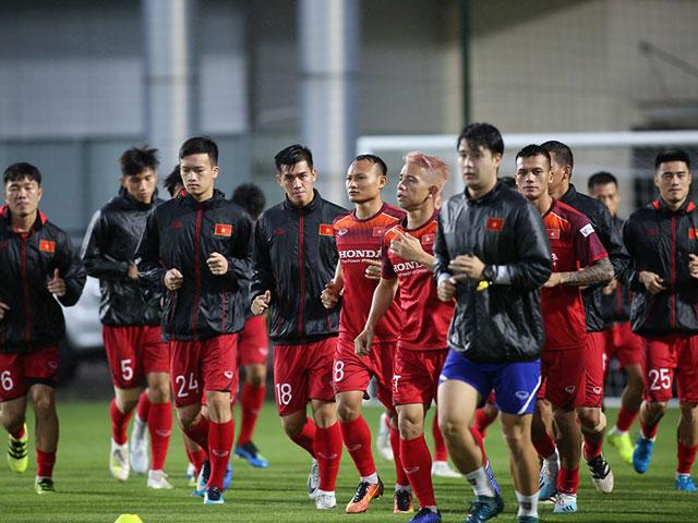 Báo Hàn Quốc: Đây, 2 lợi thế lớn của ĐT Việt Nam trong trận gặp UAE - Bóng Đá