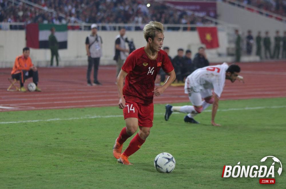 Ảnh sau trận Việt Nam vs UAE - Bóng Đá