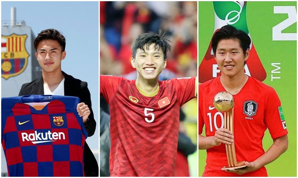 Đoàn Văn Hậu lọt top 3 châu Á sau khi cùng ĐT Việt Nam hạ UAE - Bóng Đá