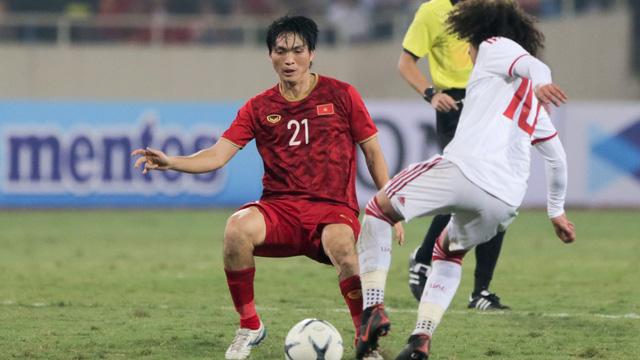 Bầu Đức nói lời ruột gan về Tuấn Anh sau trận đấu với UAE - Bóng Đá